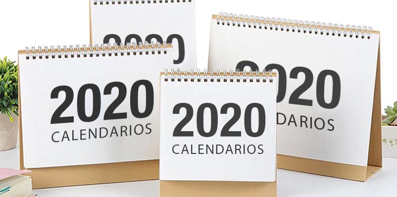 Calendario Anillado