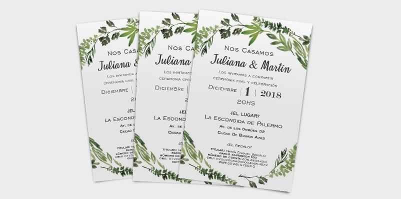 Invitaciones & Participaciones